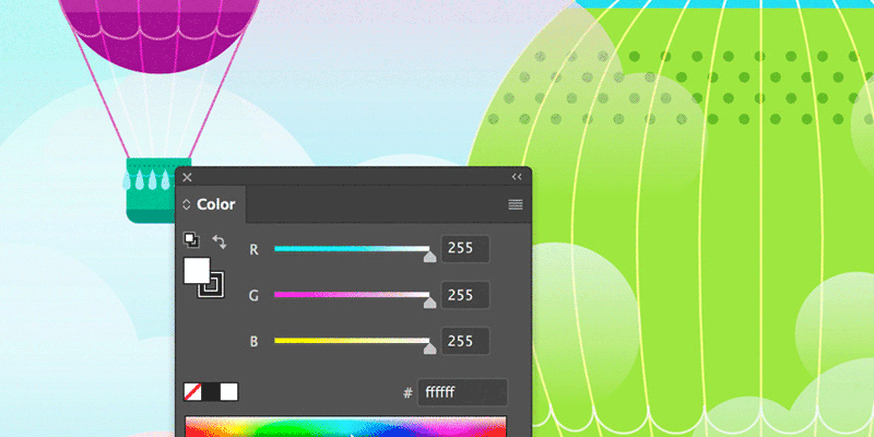 How to Quickly Pick a Color From Anywhere on Your Screen in Adobe Illustrator