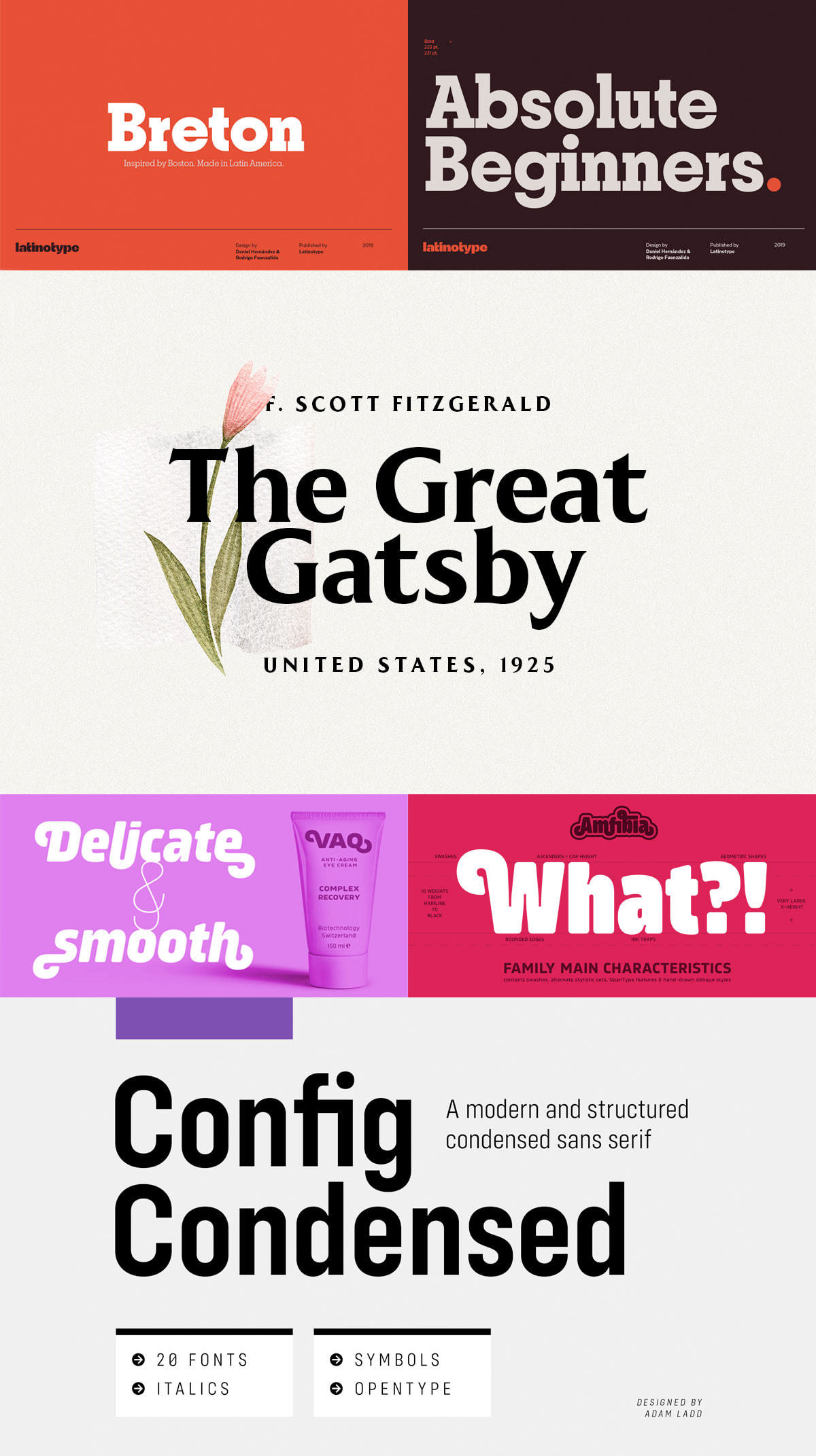 The Complete Eclectic Font Collection | Veerle's Blog 4 0