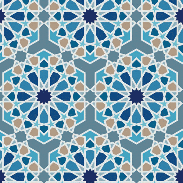 How to Make an Arabic Pattern in Illustrator