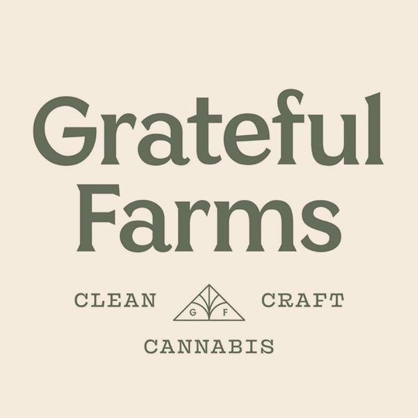 Grateful Farms Logo Design