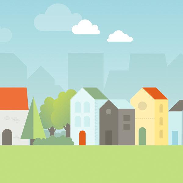 Create a Cityscape in Adobe Illustrator