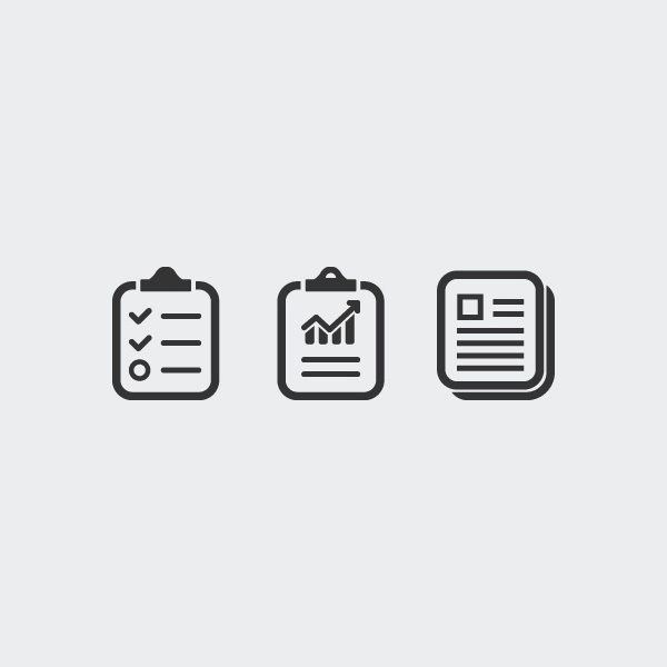 How to Make a Report Icon in Adobe Illustrator