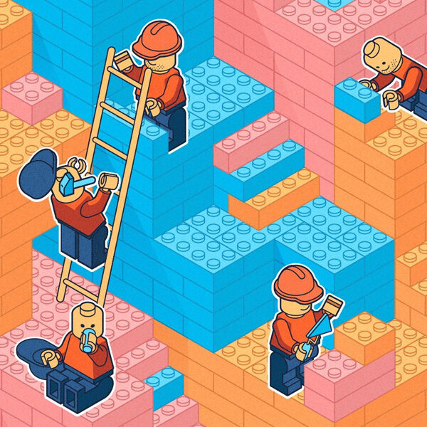 How to Make Great Isometric Illustrations by the Simplest Way