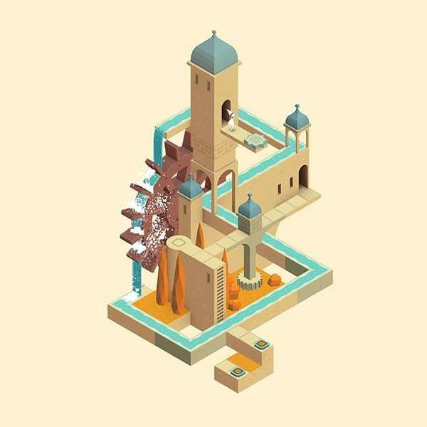 The Surprising Inspiration Behind Monument Valley's Most Beautiful Levels