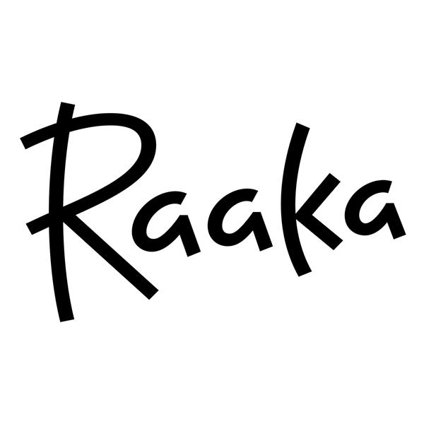 Raaka New Identity Design