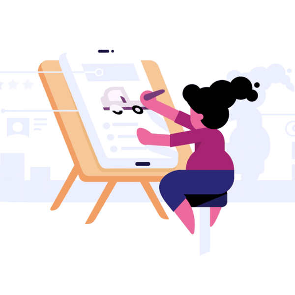 Designing Illustrations for Small Screens