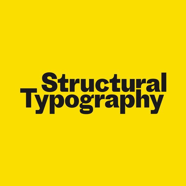 Structural Typography