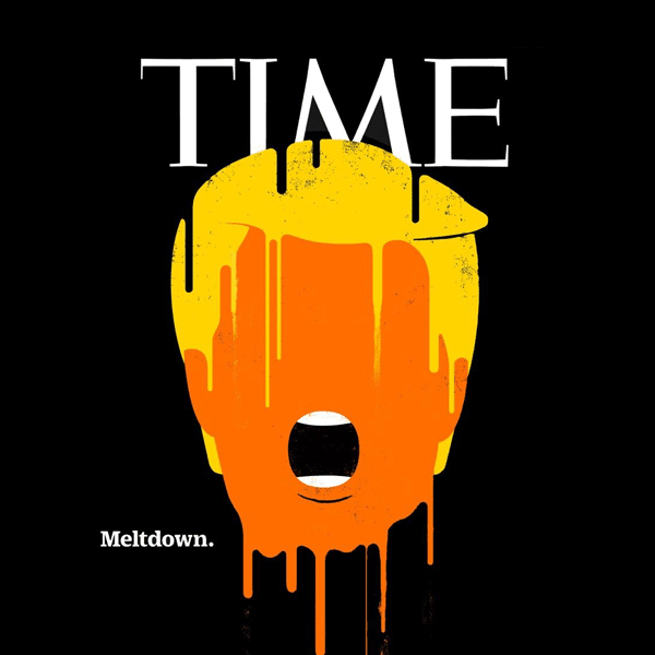 How the Most Iconic Illustrations of the Trump Era Were Created