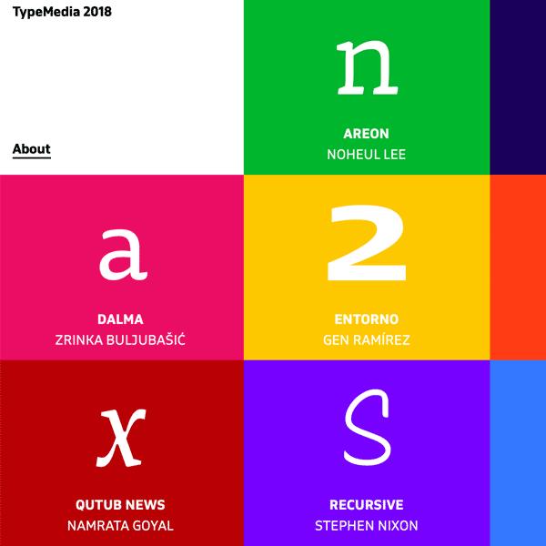 TypeMedia 2018