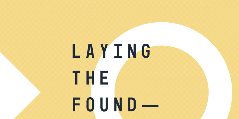 'Laying The Foundations' Book Review