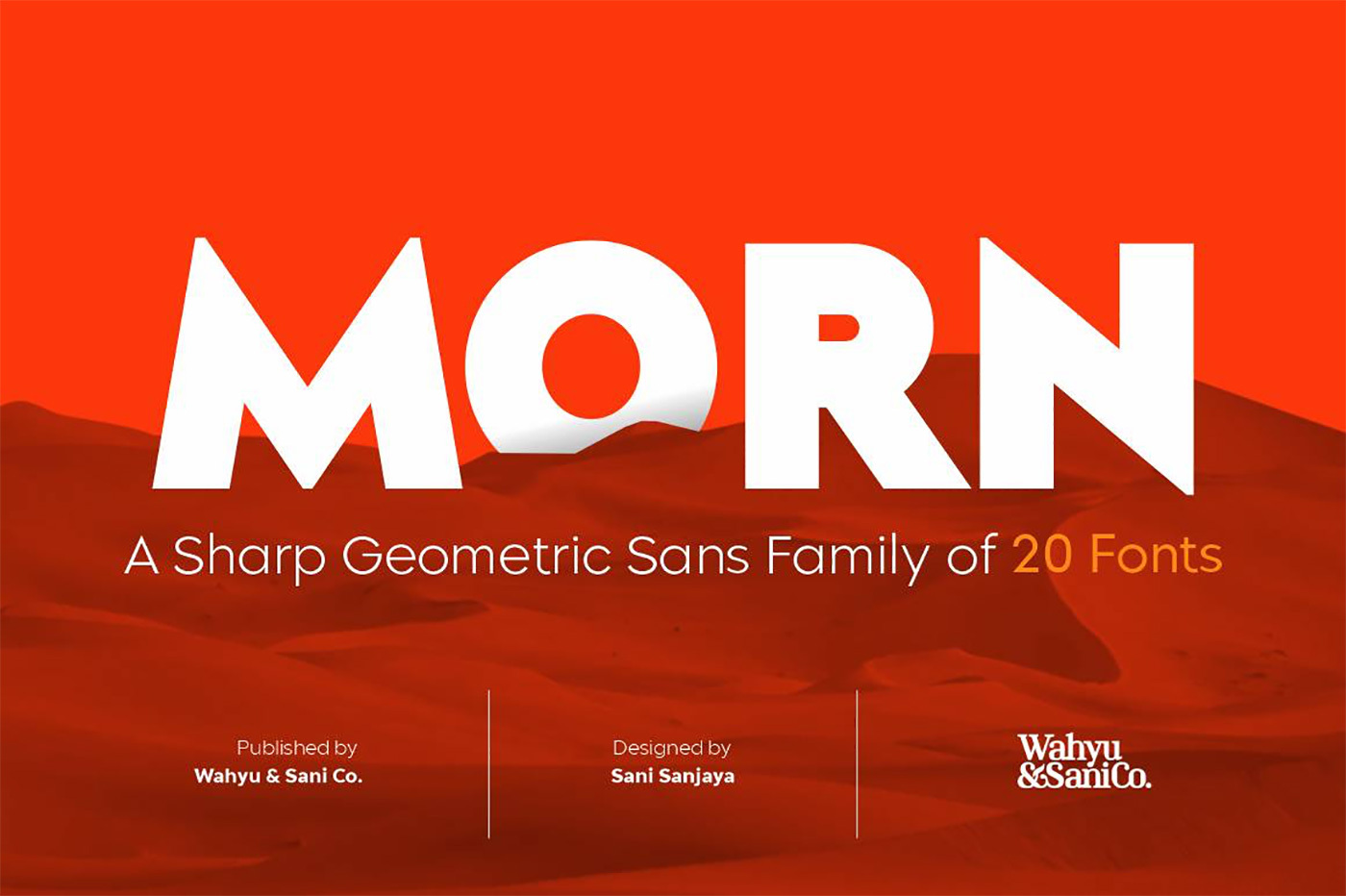 Family of 20 fonts, consisting of 10 weights.