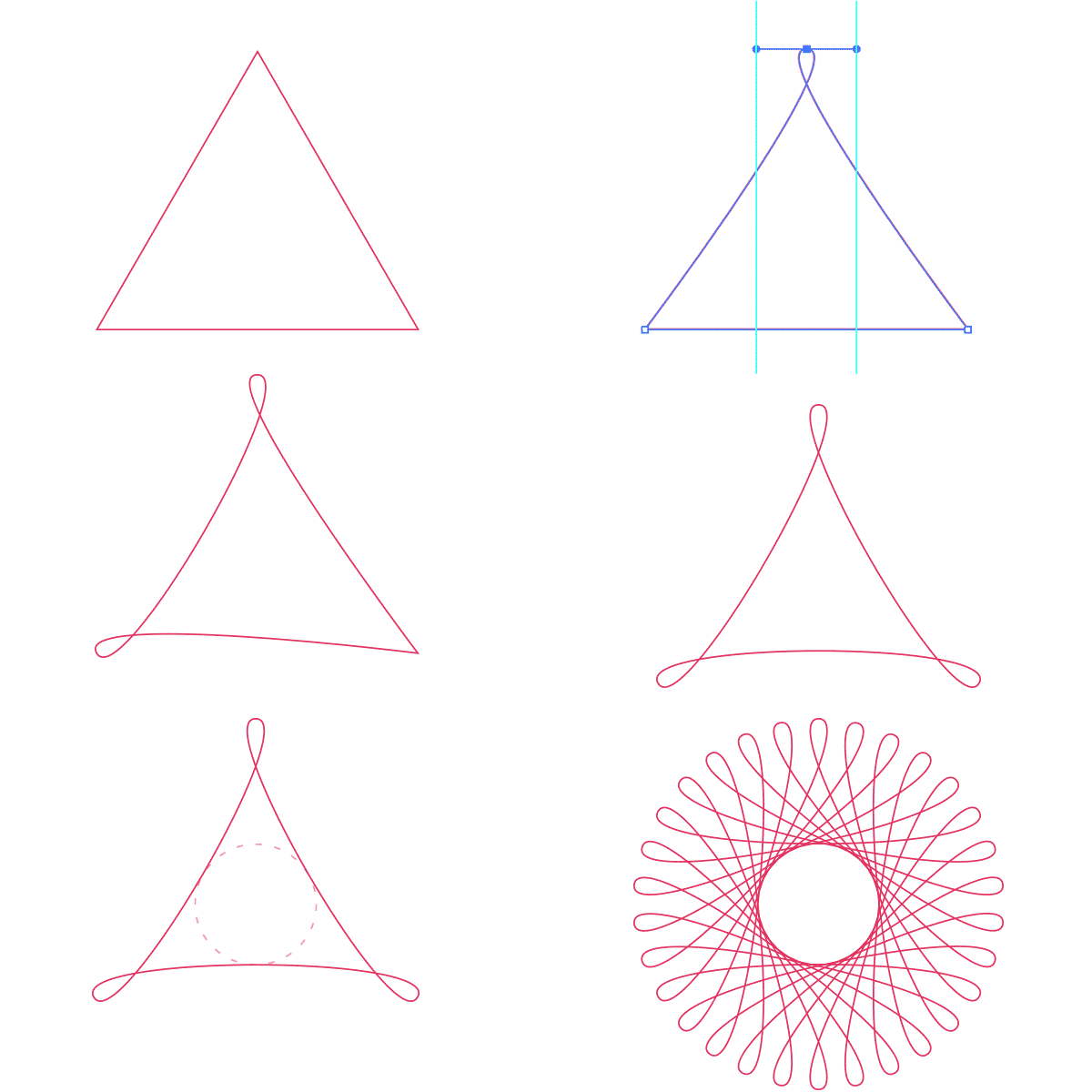 line spirograph example 2
