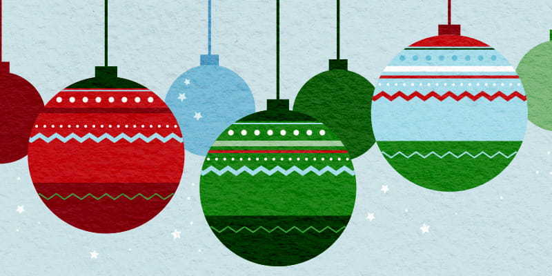 Create a Christmas Ball in Adobe Illustrator
