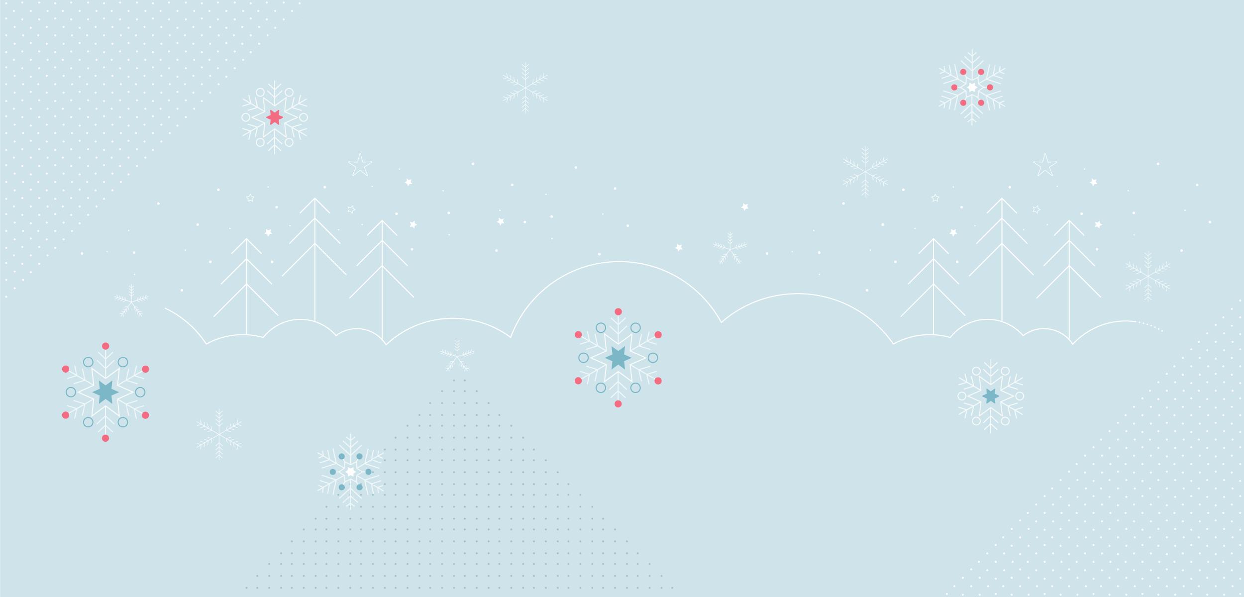 Create a Snowflake in Adobe Illustrator