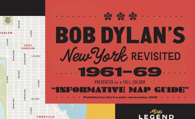 Bob Dylan's NY
