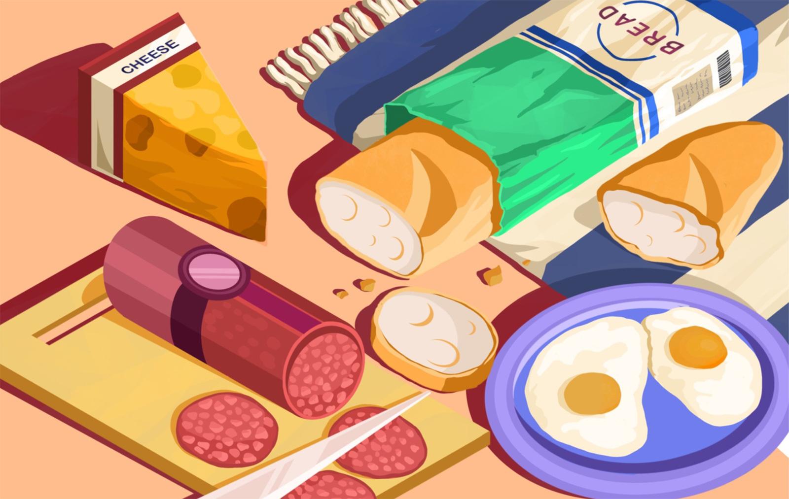 Breakfast - Helen