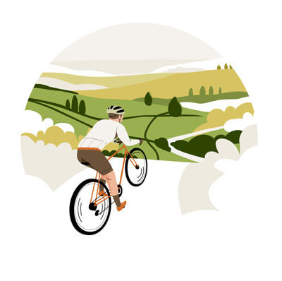 Cycling - Camellie