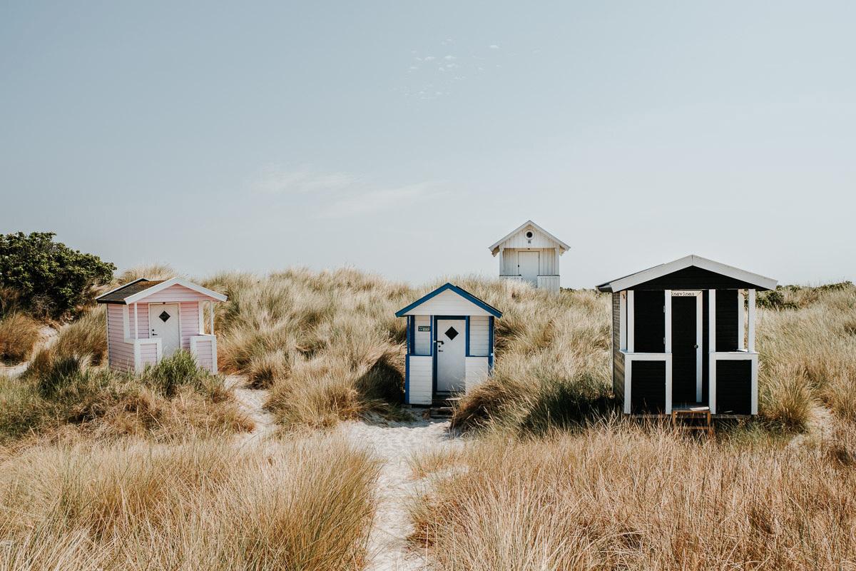 Dune Cabins
