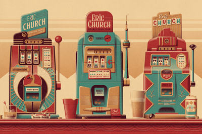 Eric Church Toronto