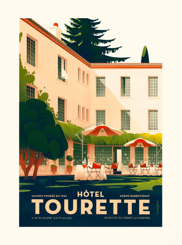 Hotel Tourette