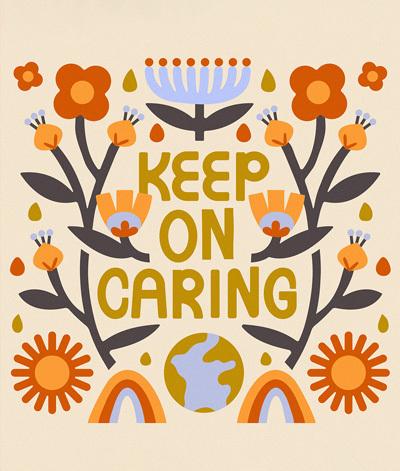 Keep On Caring