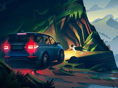 Land Rover: Mountain Adventure