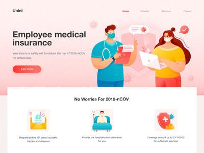 Medical Service Website