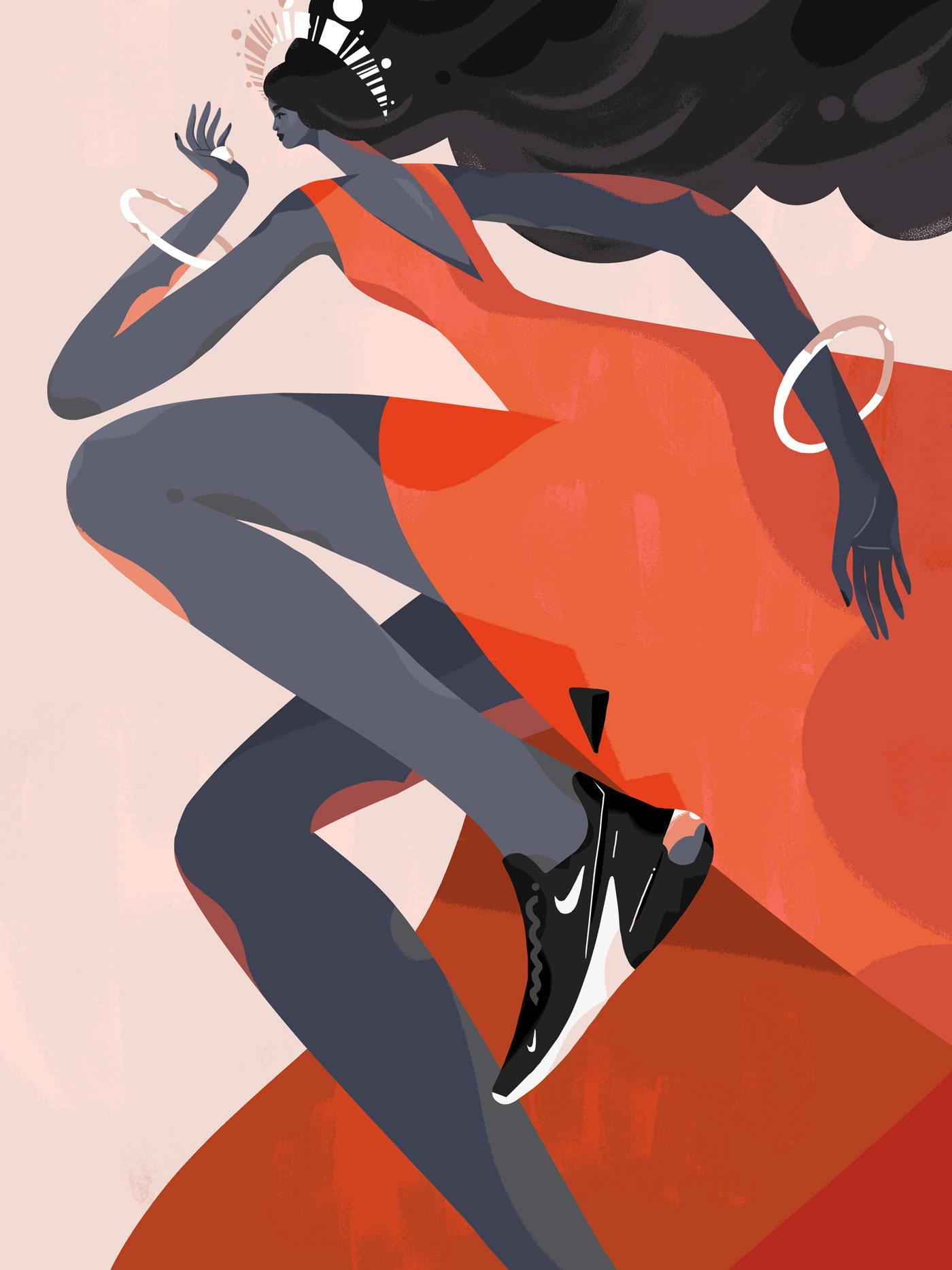 Nike Air Society