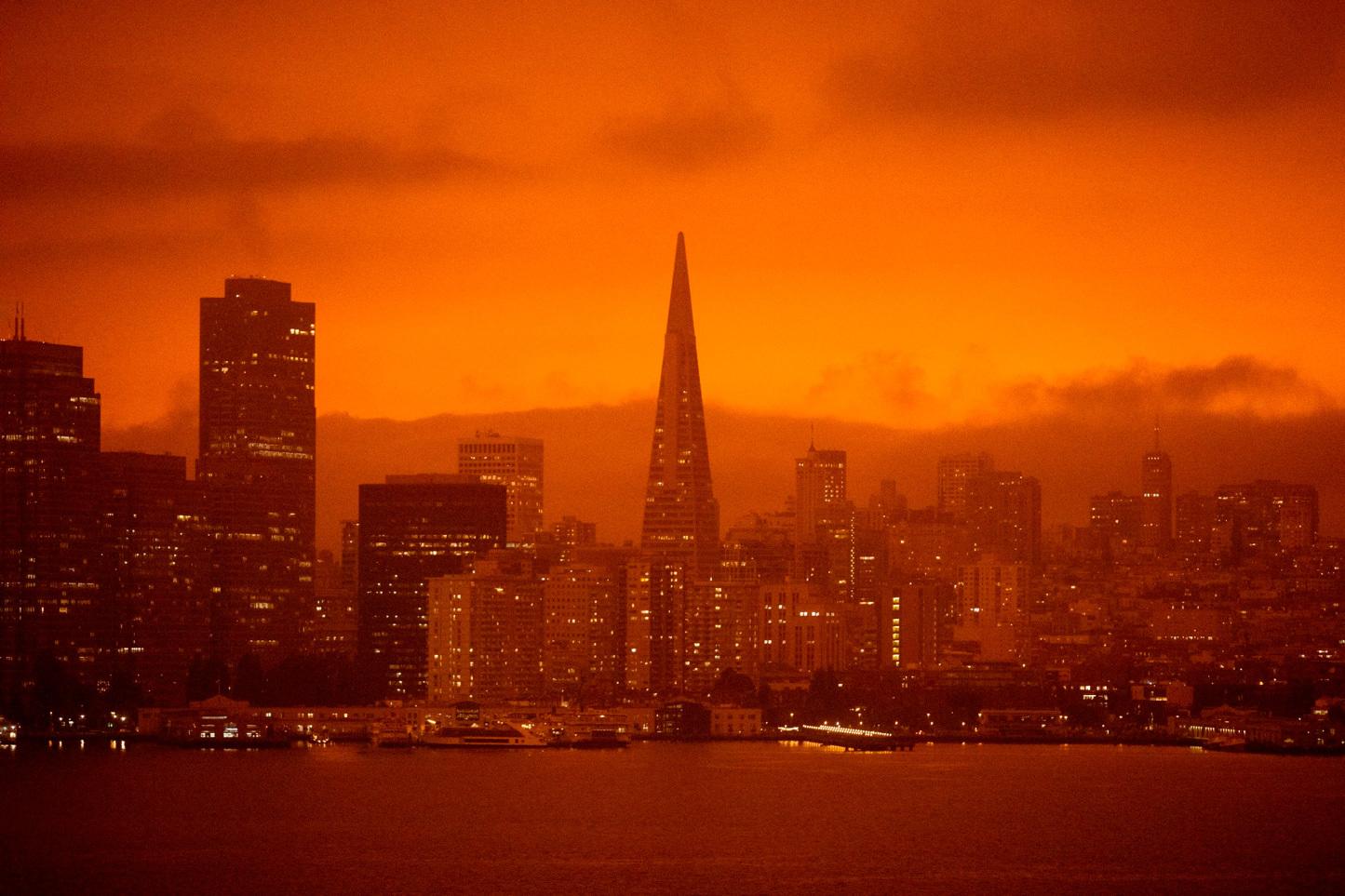 Orange San Francisco