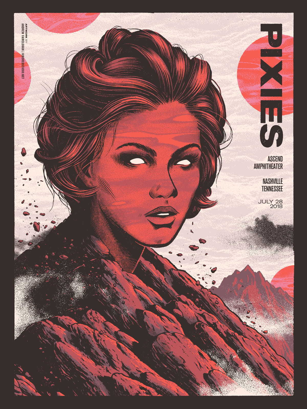 Pixies - Nashville