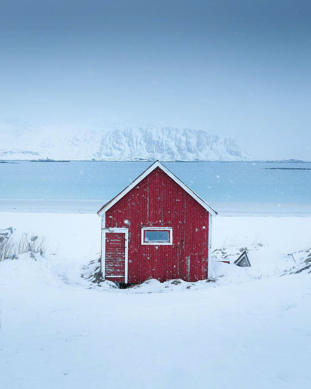 Red Shed Lofoten
