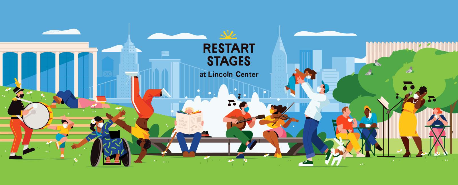 Restart Stages