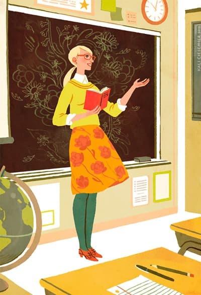 Reviving Teaching