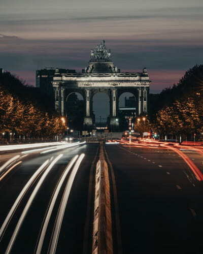 Rush Hour Brussels