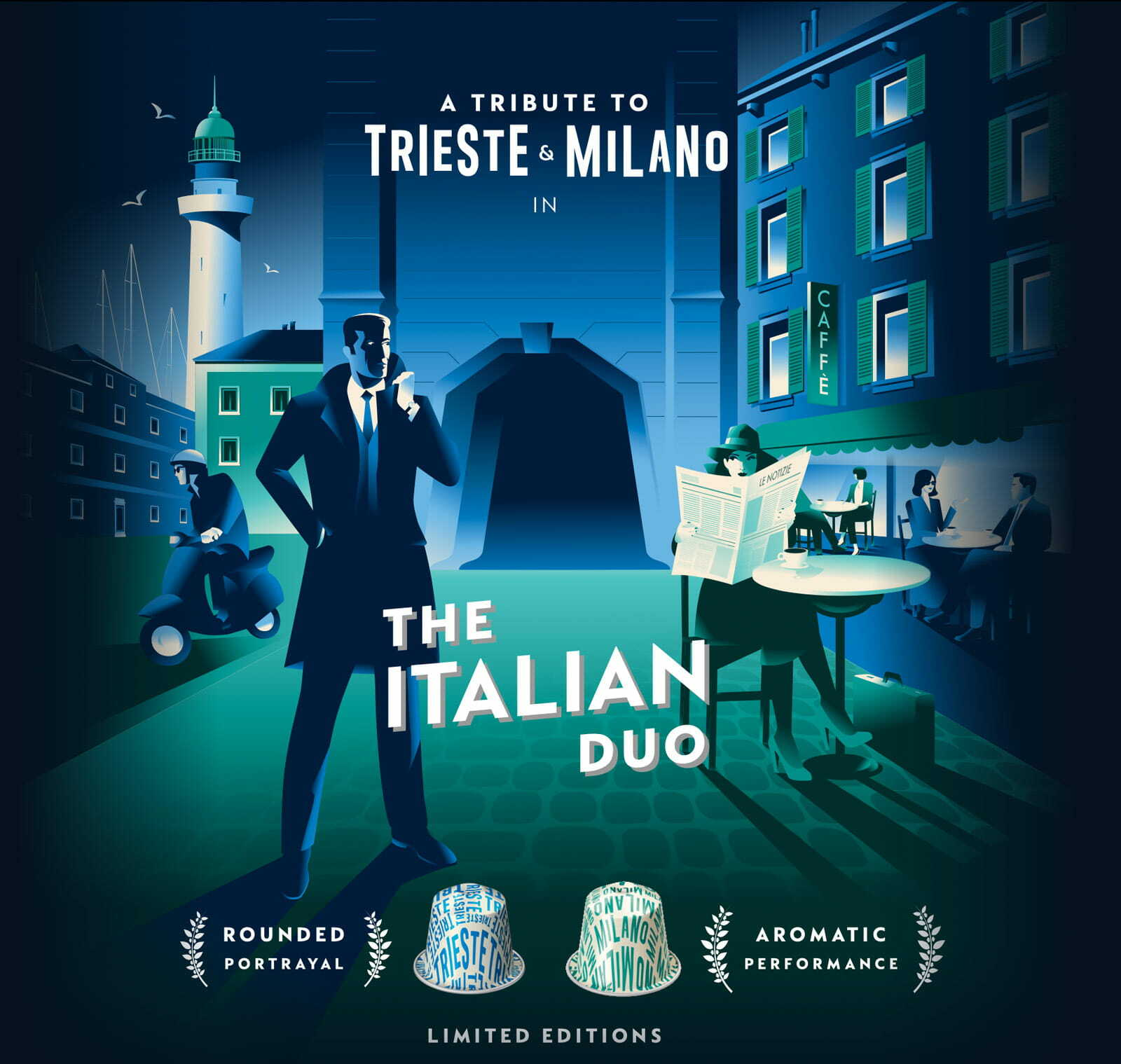 Trieste & Milano