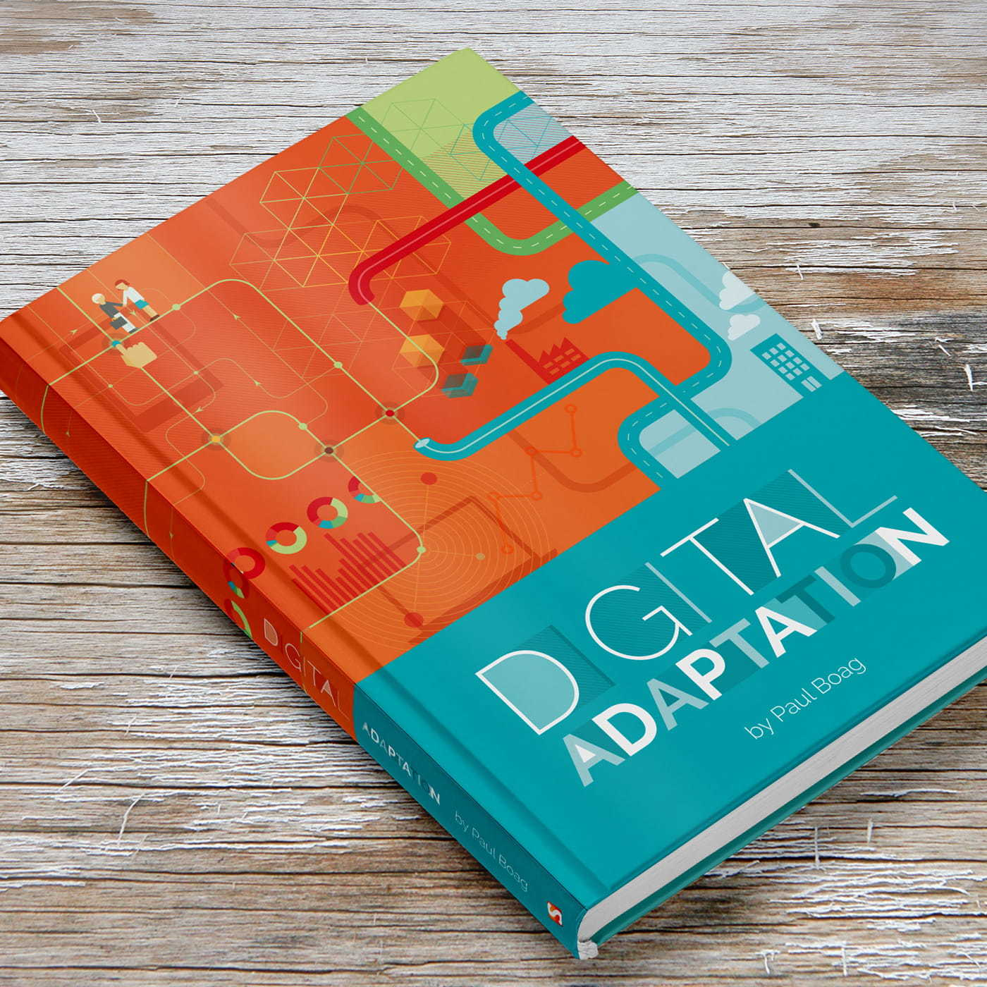 Digital Adaptation book