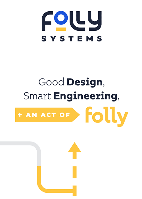 Folly Systems logo & website