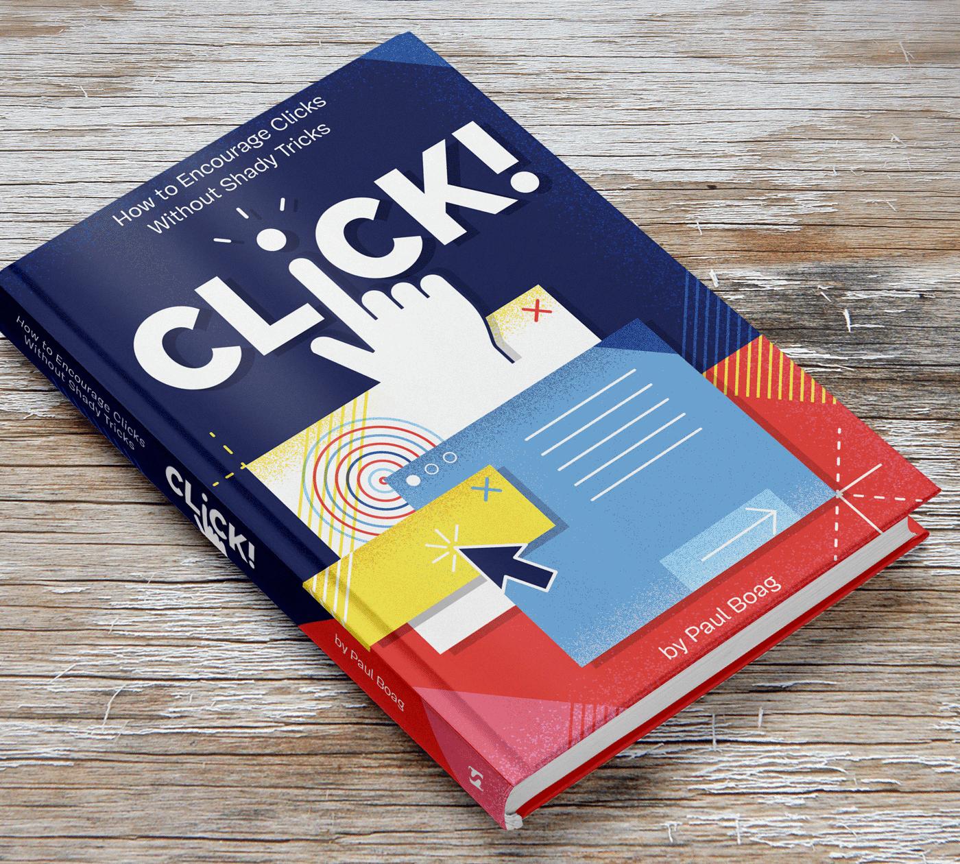 Click! book design