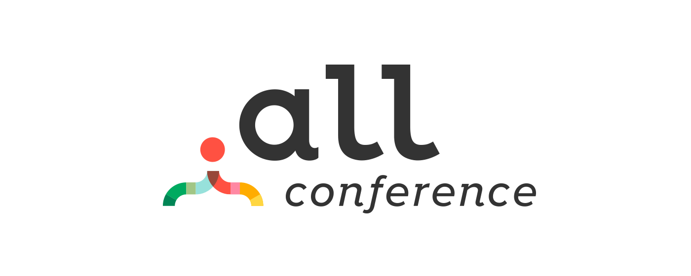 dot All Conference logo& website design
