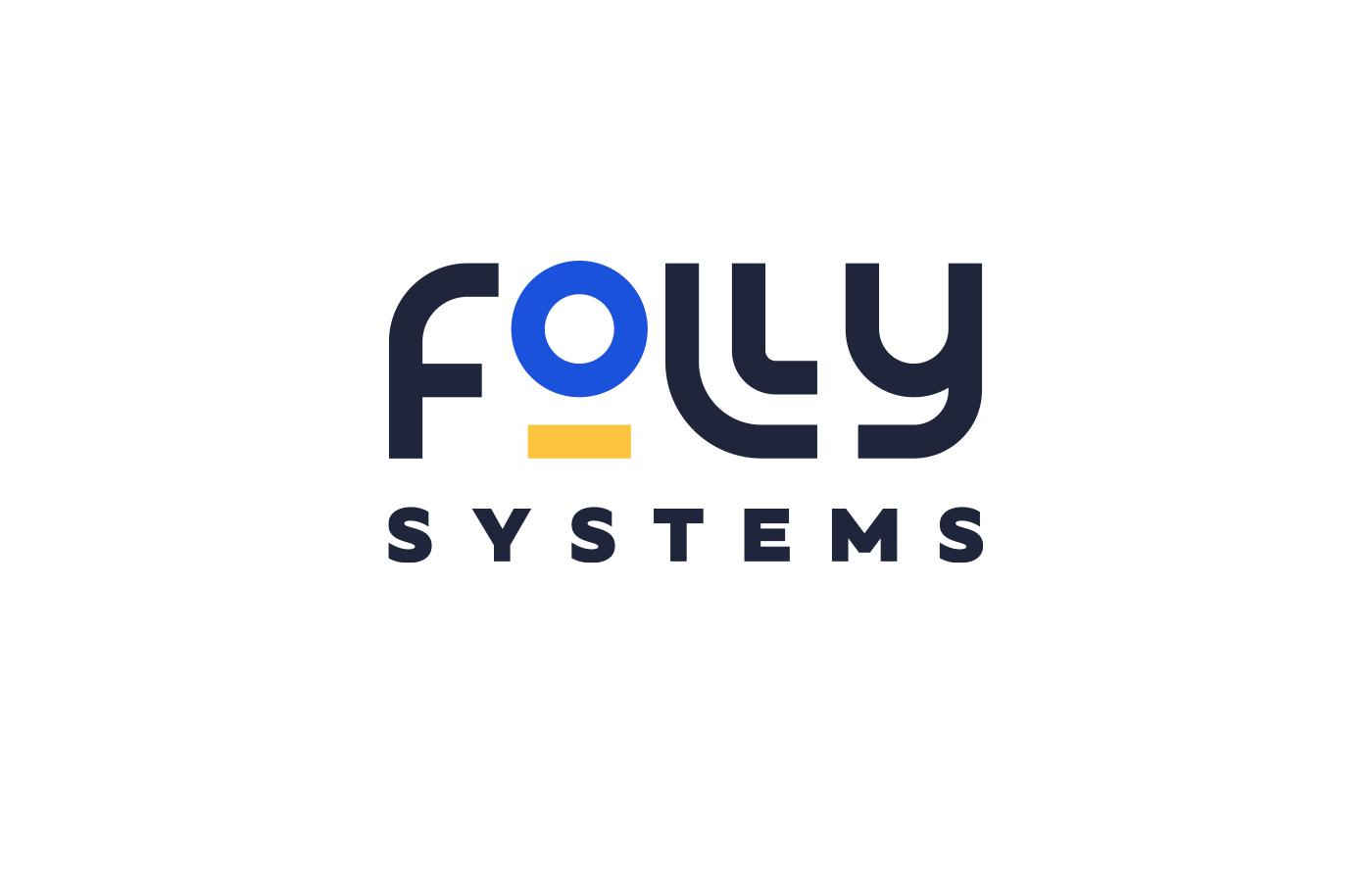 Folly Systems logo & website