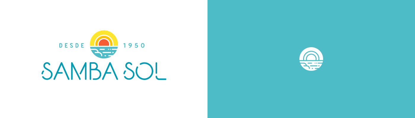 SambaSol logo design