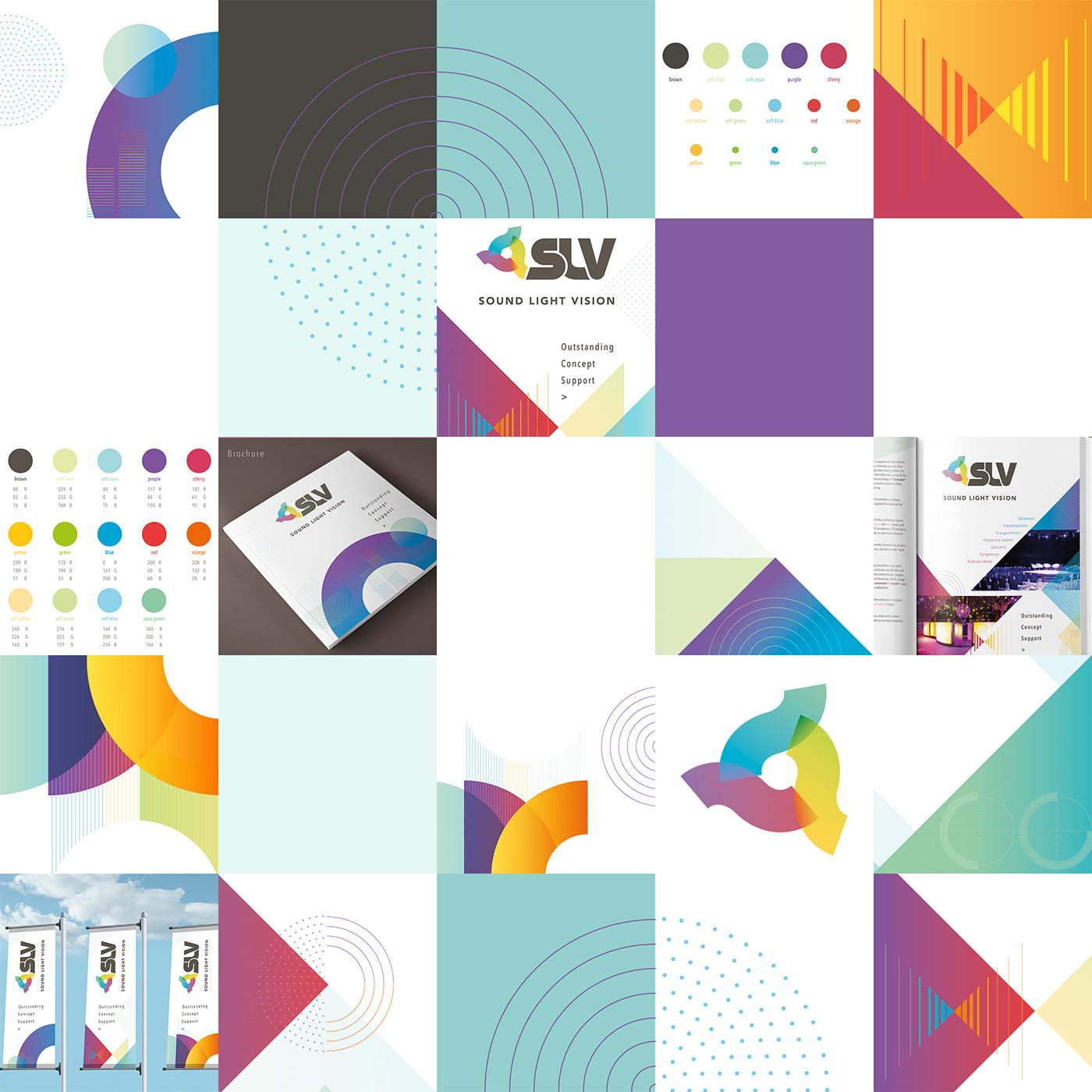 SLV Rent brand & website design